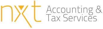 NXT Accounting & Tax Services Logo